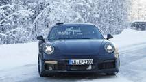 Porsche 911 Turbo New Spy Shots