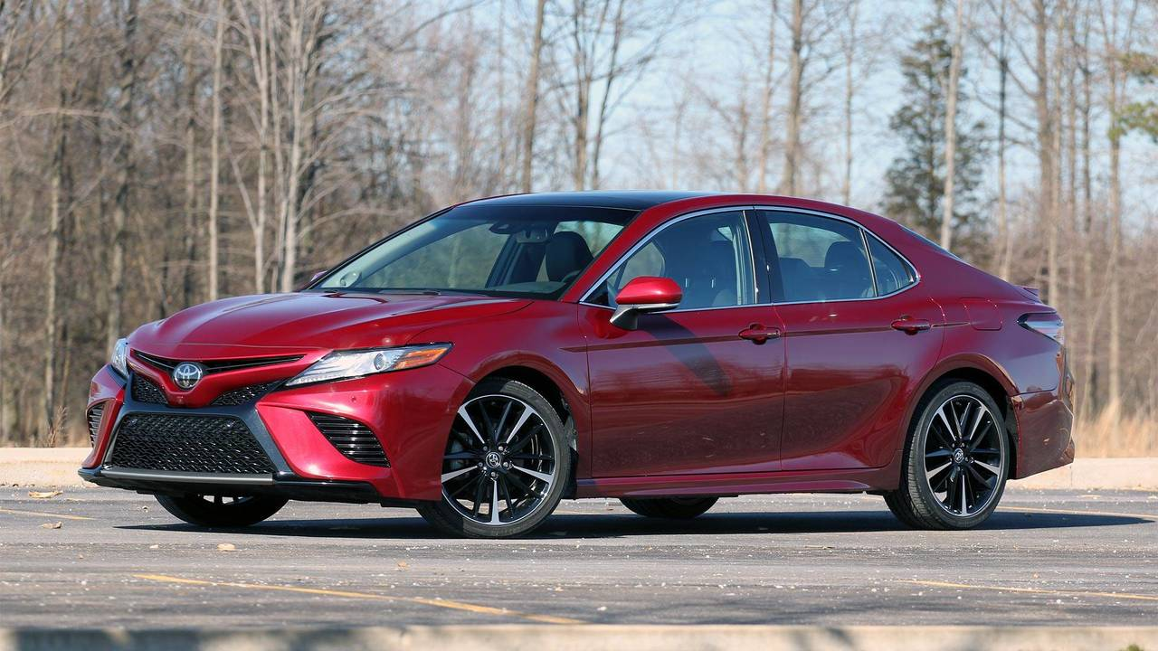 2018 toyota camry xse review getting better all the time. Black Bedroom Furniture Sets. Home Design Ideas