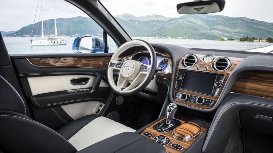 A Mississippi mocsárvidékéről érkezik a Bentley legújabb faberakása