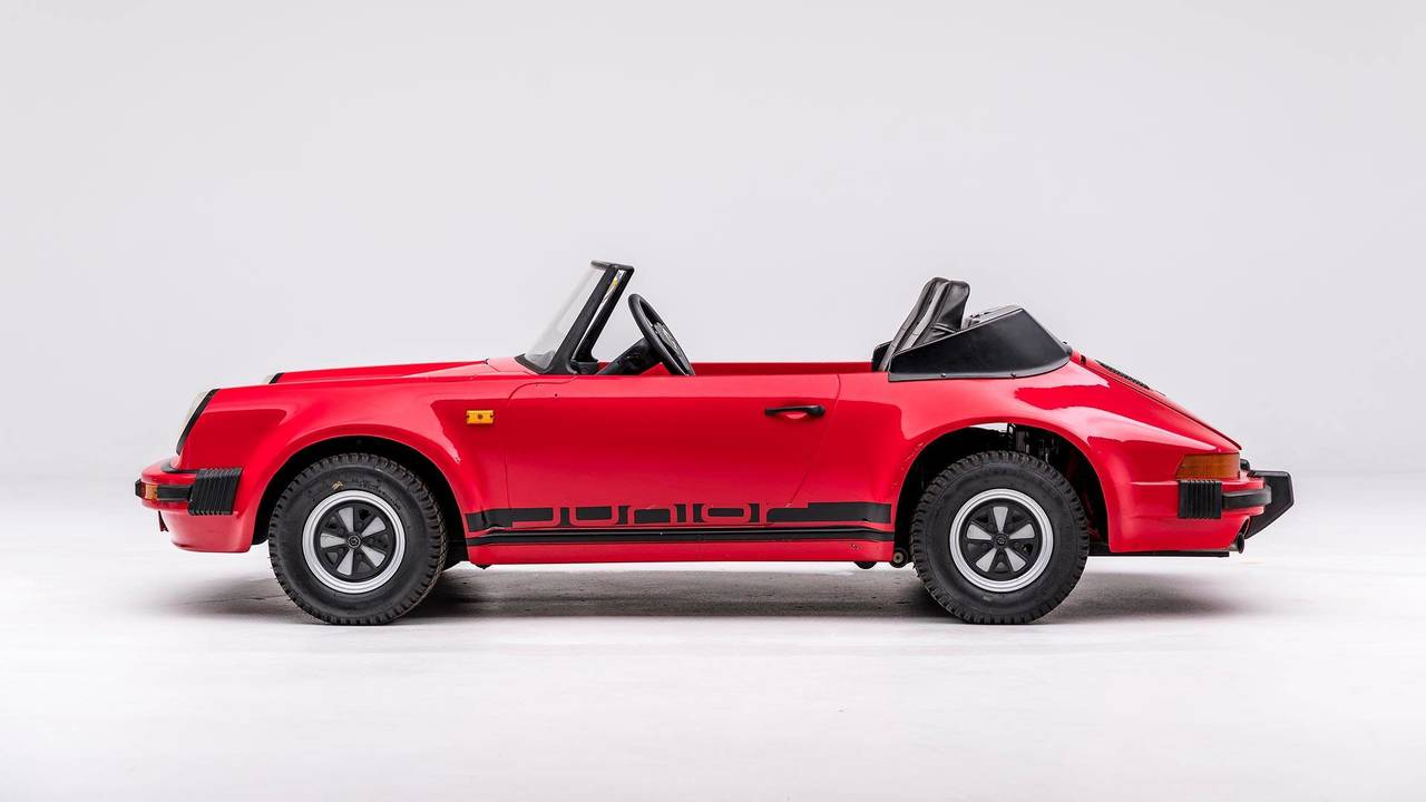 1985 Porsche 911 Junior