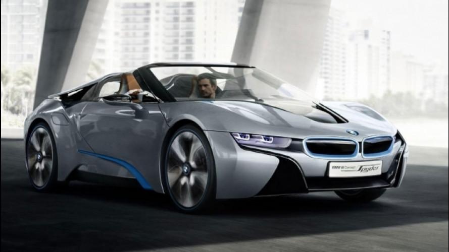 BMW: l'auto del futuro sarà elettrica e connessa