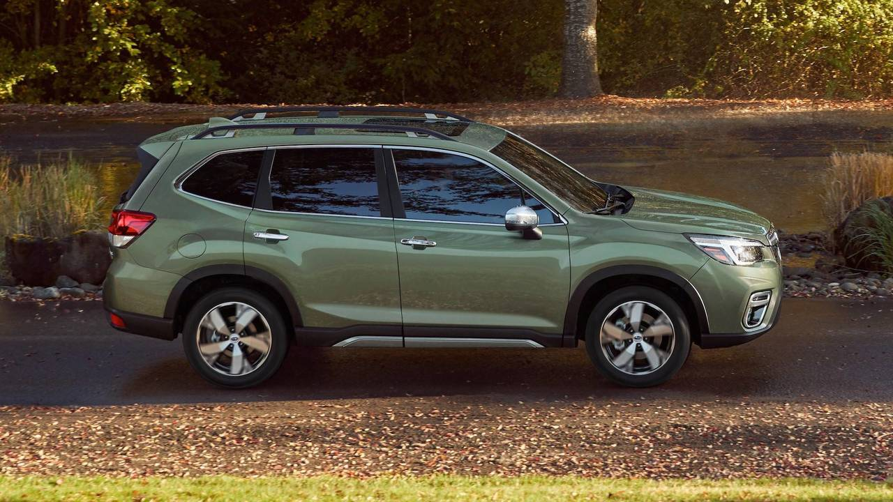 Subaru Forester Exterior Colors