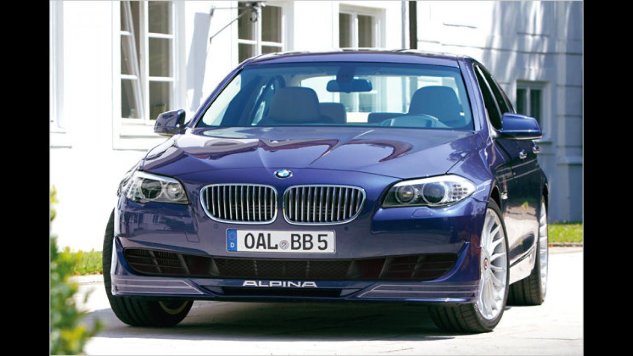BMW Alpina B5 Bi-Turbo Switch-Tronic