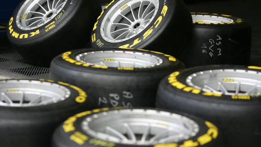 Now Kumho joins race to supply F1 teams in 2011