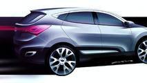 Hyundai HED-6 SUV Concept