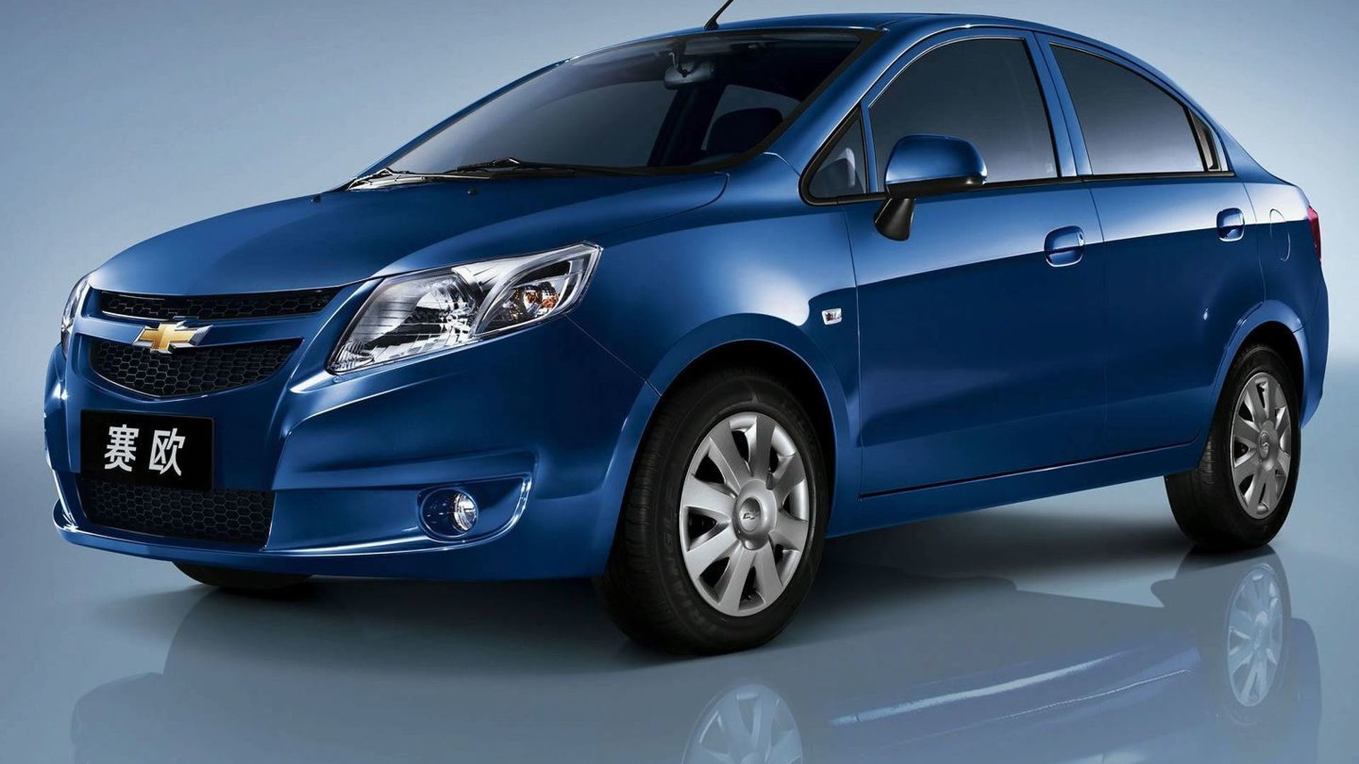 Best Buy Auto Center >> Chevrolet Sail Small Car Unveiled by Shanghai GM