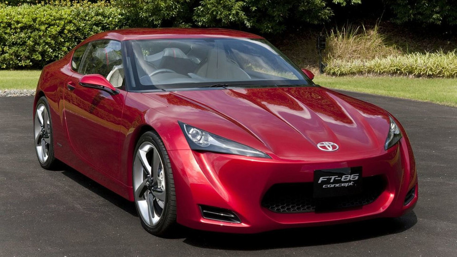 Toyota FT-86 launch postponed by 2 years