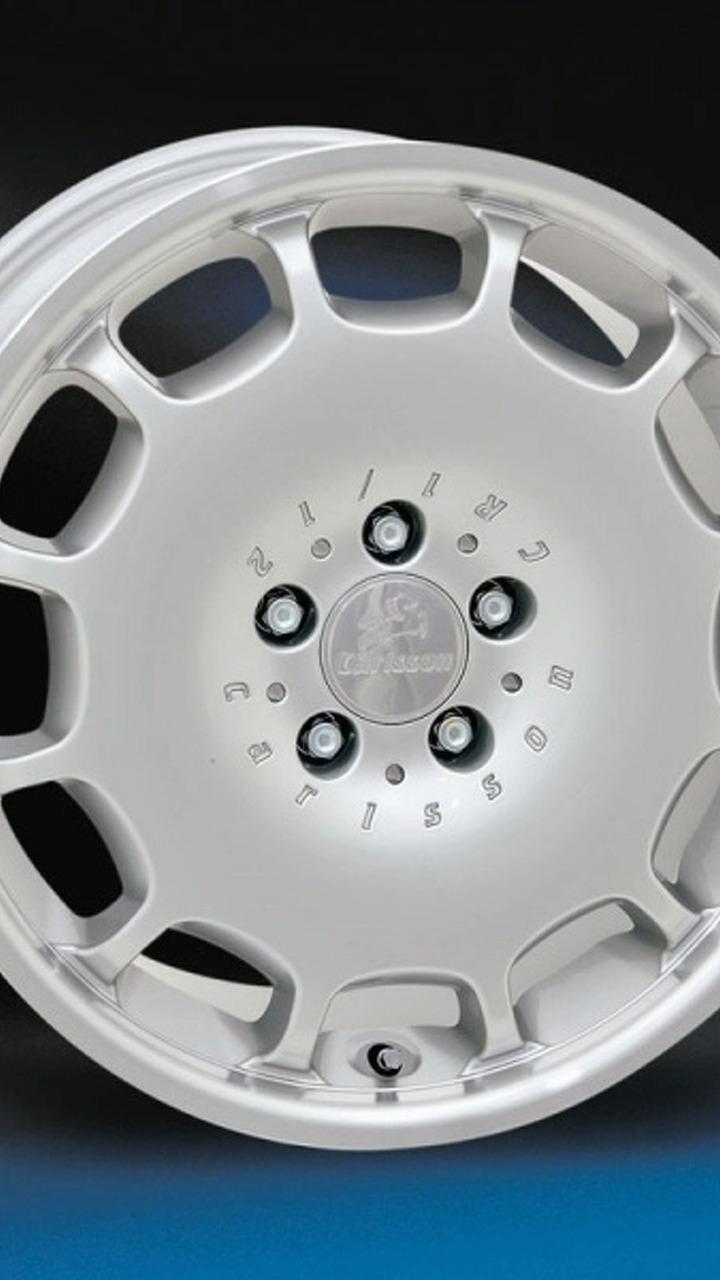 New Carlsson Wheel Design 1/12 BE