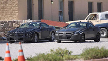 2013 Mercedes SL-Class interior caught for first time