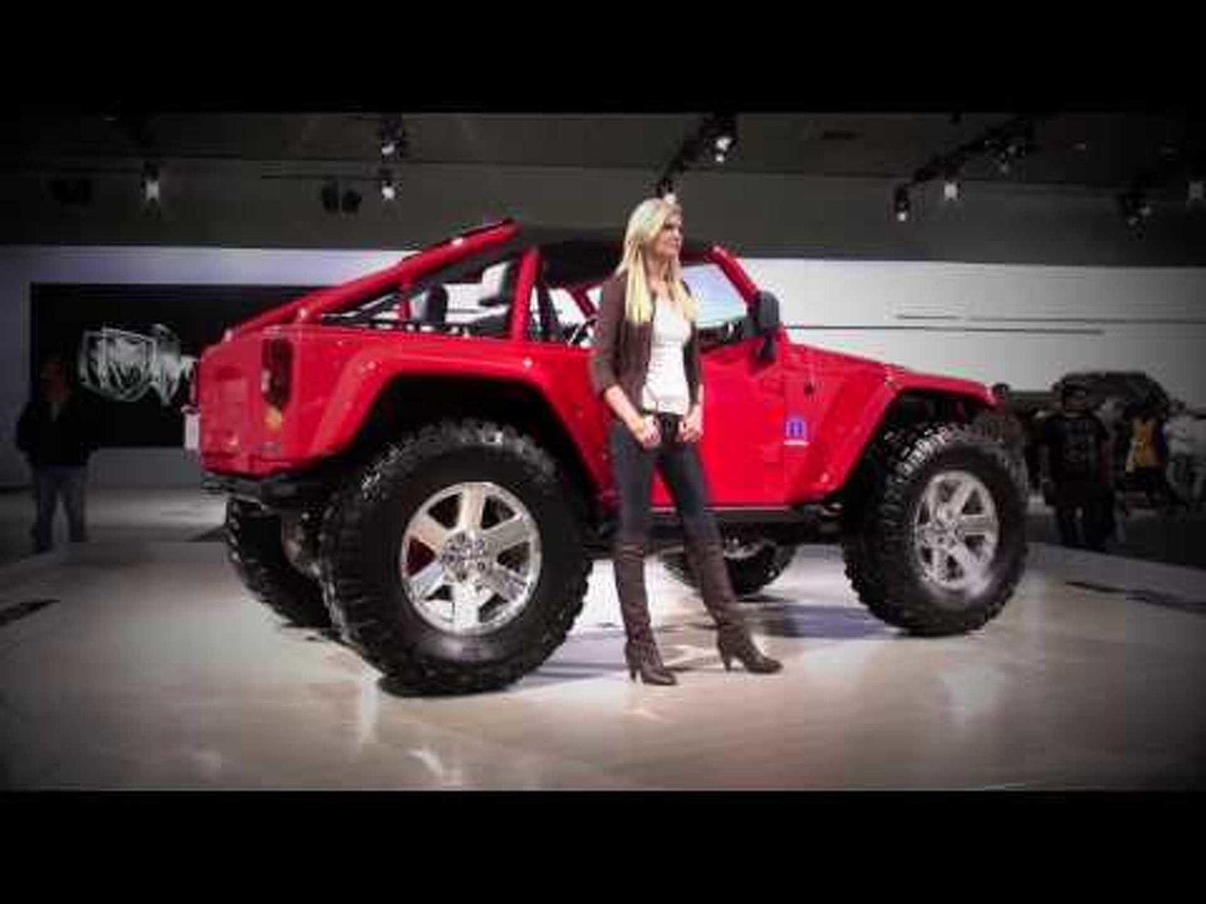 Jeep Lower 40