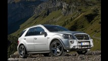 Mercedes-Benz ML63 AMG 10th Anniversary