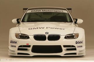 BMW M3 ALMS Race Car