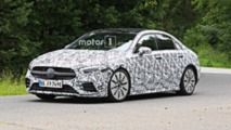 Mercedes-AMG A35 Sedan Spy Shots