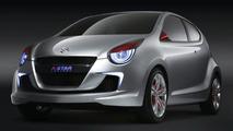 Suzuki Concept A-Star at Geneva Motor Show