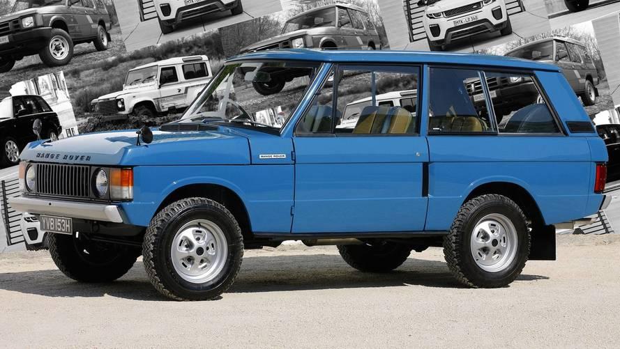 Lista: Os 7 modelos da Land Rover mais importantes dos últimos 70 anos