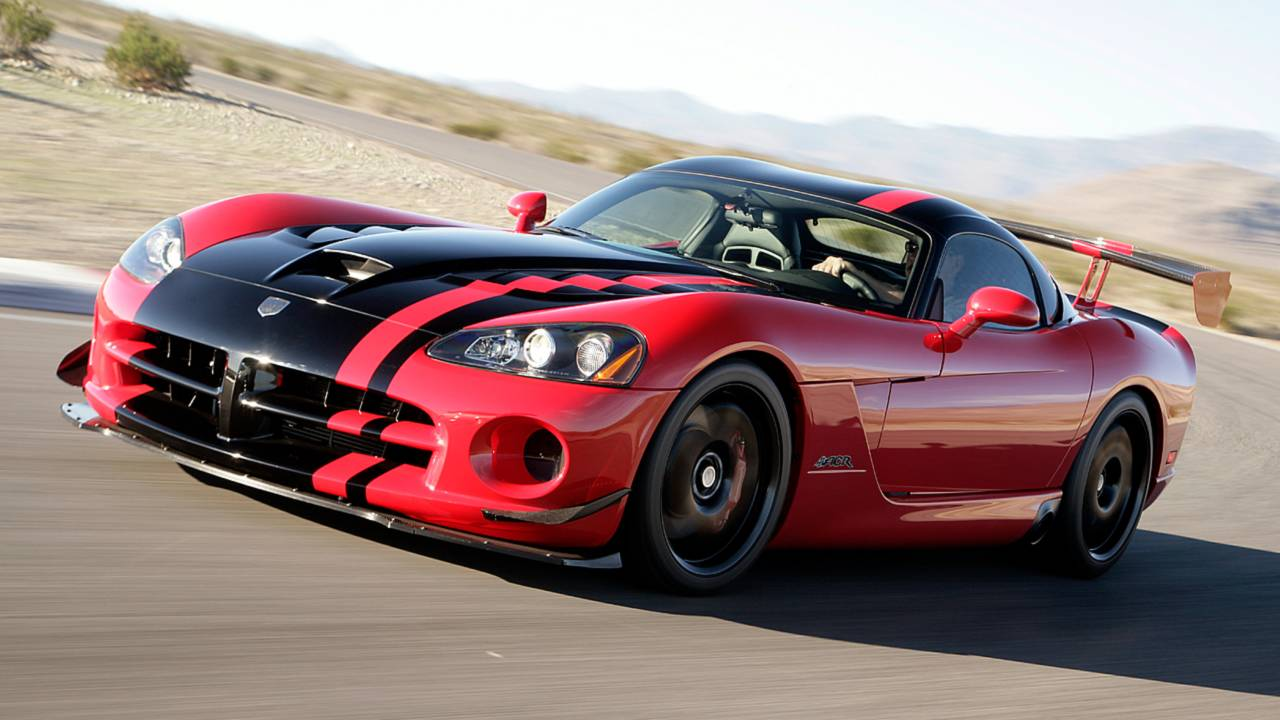 10 Fastest American Production Cars Around The N 252 Rburgring