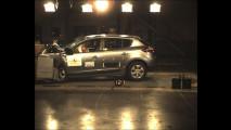 Crash Test nuova Renault Megane
