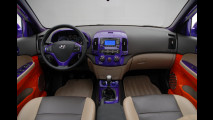 Hyundai Elantra al SEMA 2007