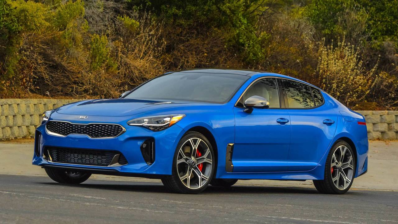 2018 Kia Stinger First Drive: A Seriously Satisfying ...