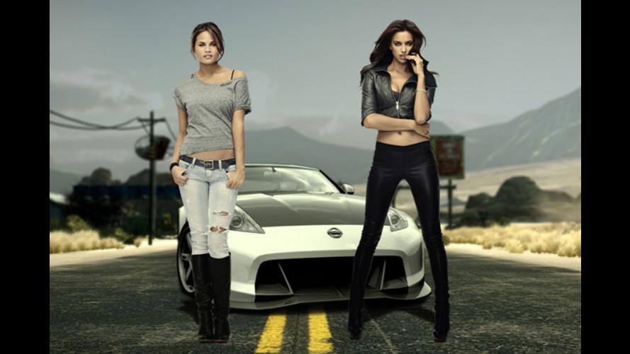 Need for Speed The Run, c'è anche la ragazza di Cristiano Ronaldo