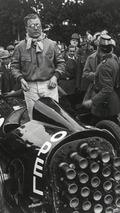 1928 Opel RAK 2 rocket propelled car sets speed record