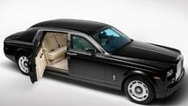 Armoured Rolls Royce Phantom Annnounced