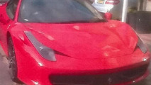 Ferrari 458 Italia owned by Osman Iqbal