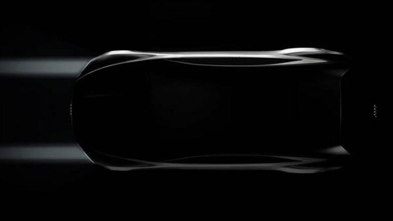 Audi A9 concept teaser