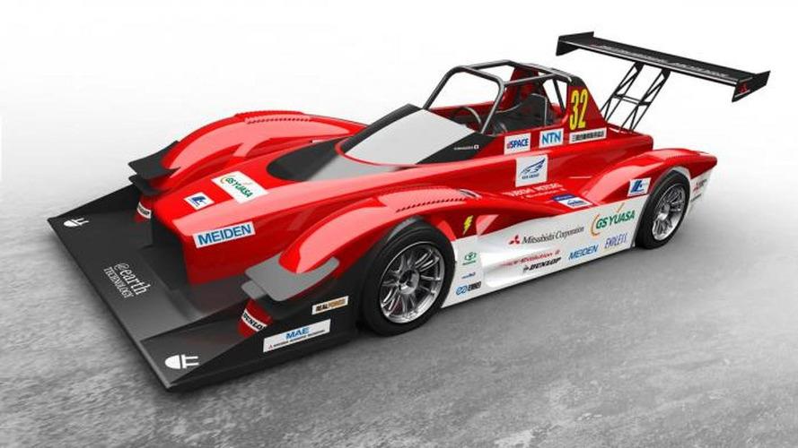 Mitsubishi MiEV Evolution III unveiled for Pikes Peak