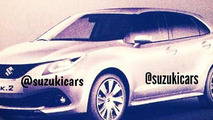 Suzuki iM-4 and iK-2 concepts leaked ahead of Geneva debut