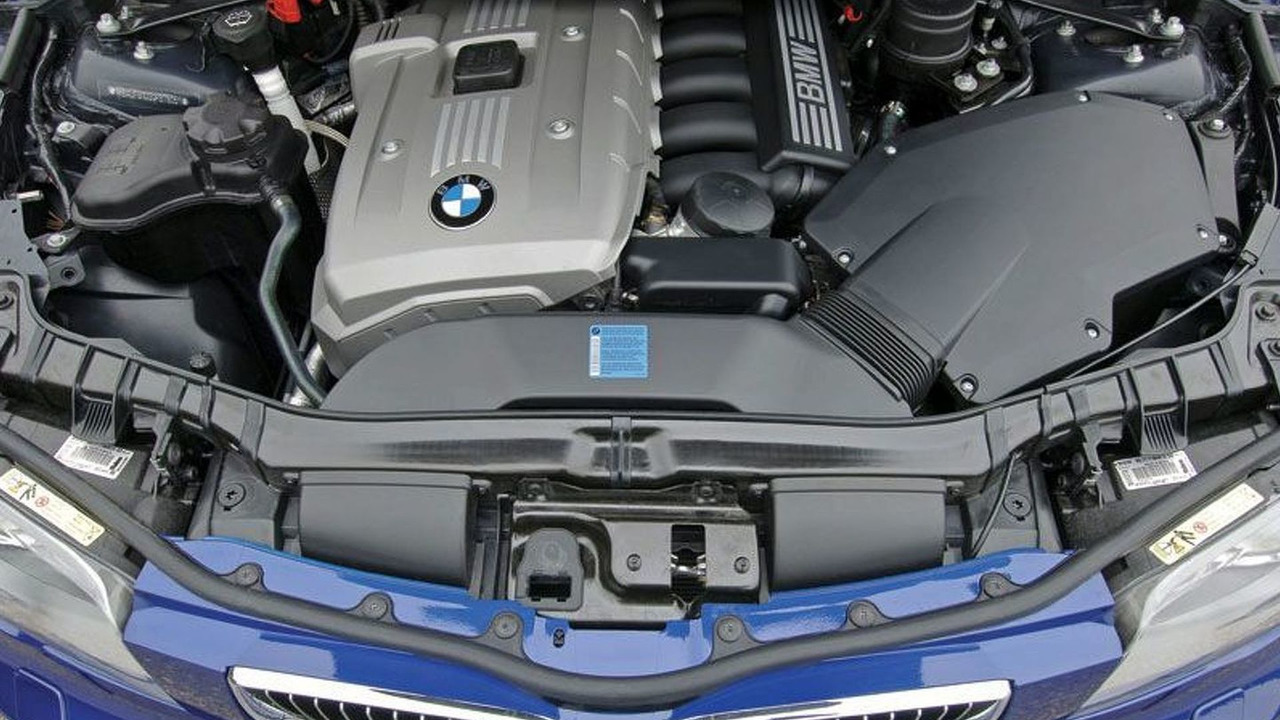 2006 BMW 130i M Sport Package Engine