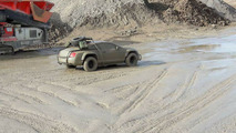 Bentley Continental GT off-road