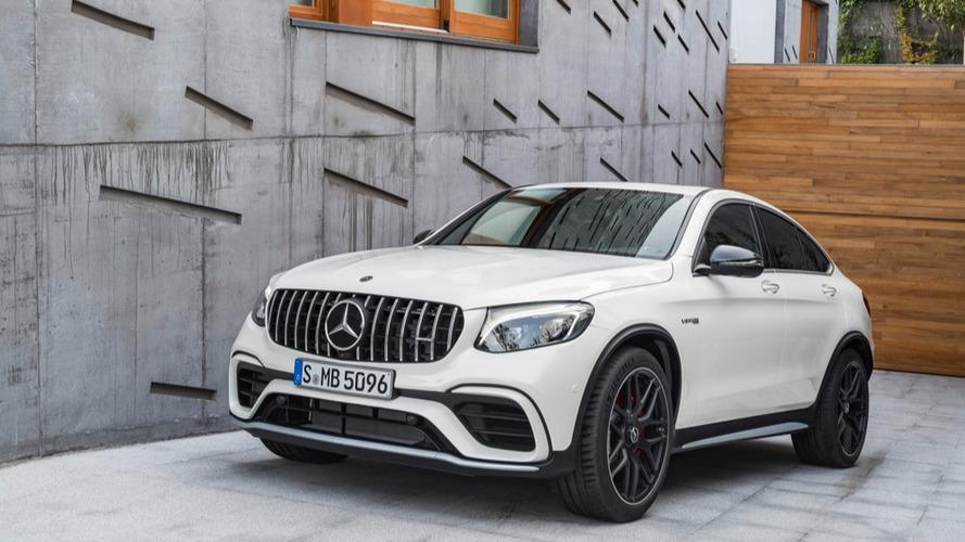 Mercedes-Benz GLC Class