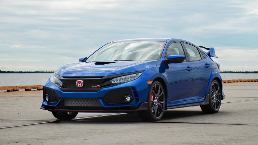 First U.S. Honda Civic Type R Being Auctioned On Bring A Trailer