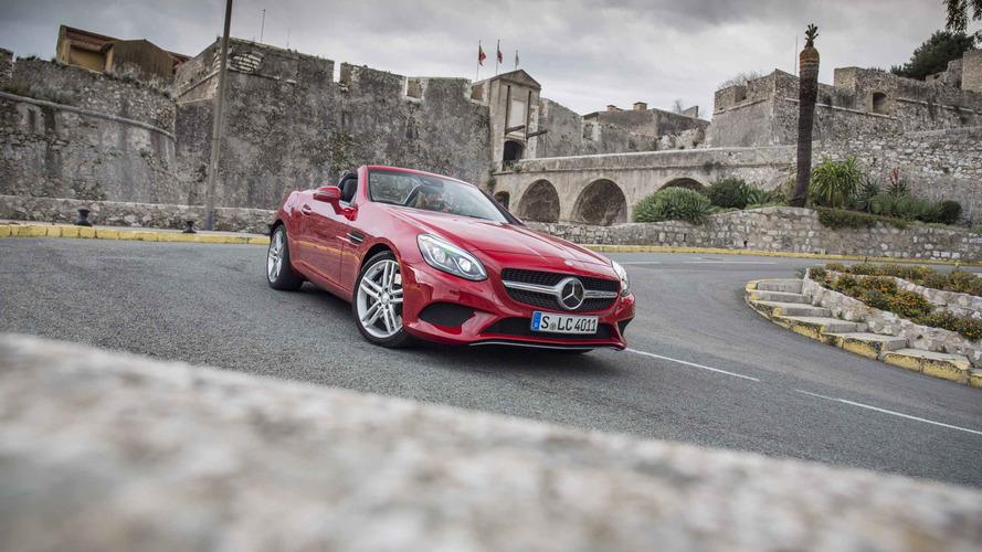 Leállítja a Mercedes az SLC modellek fejlesztését, az AMG GT és az SL közös platformot kap
