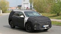 Hyundai Santa Fe 2018 - Flagra
