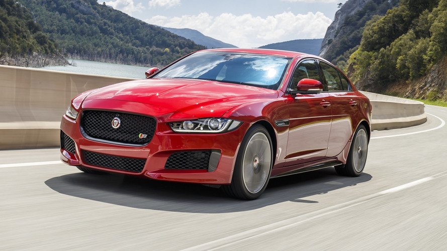 Jaguar XE S gets an extra 40 hp for 2018MY