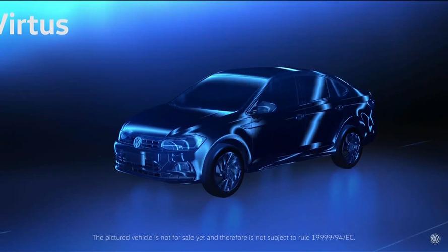VW Virtus é o nome do novo Polo Sedan para o Brasil