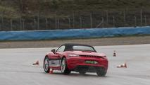 Porsche pist günü 2017