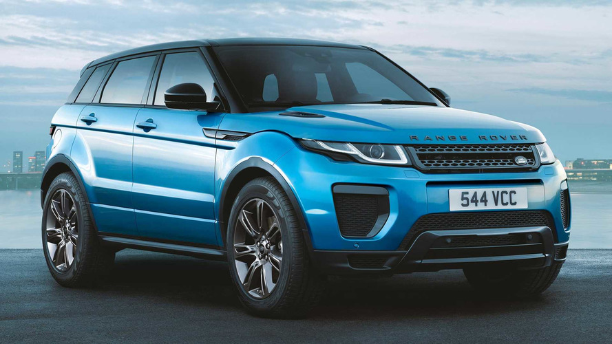 Range Rover Evoque Edição Especial Landmark