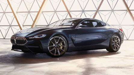 BMW 8 Series Concept Foretells Drop-Dead Gorgeous Grand Tourer