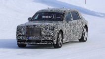 2018 Rolls-Royce Phantom à empattement rallongé Photos espion