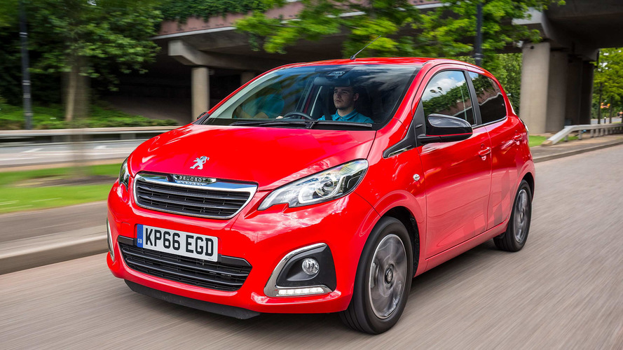 2017 Peugeot 108 Review