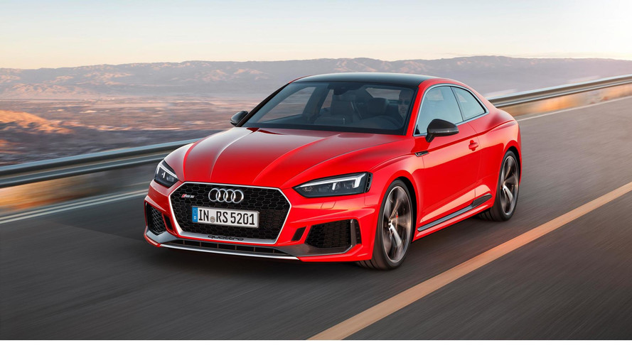 audi rs always gives understated performance stats says boss. Black Bedroom Furniture Sets. Home Design Ideas