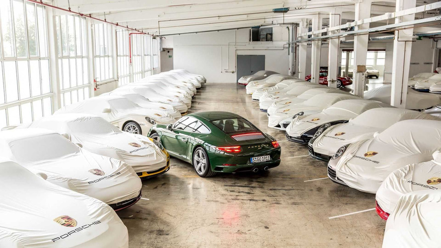 Porsche 911 production hits 1 million milestone