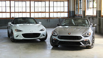 2017 Fiat 124 Spider vs. 2017 Mazda MX-5 Miata