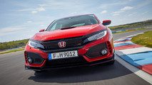Honda Civic Type R 2017: supergalería de fotos