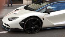 Lamborghini Centenario sokaklarda