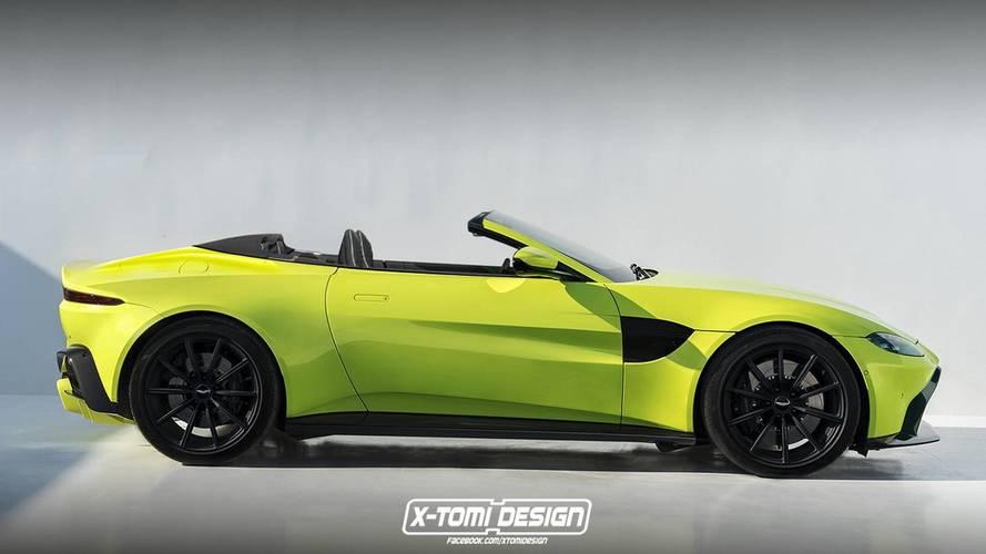 Aston Martin Vantage Volante 2018, ¿cuándo se presentará?