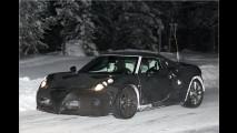 Erwischt: Alfa Romeo 4C